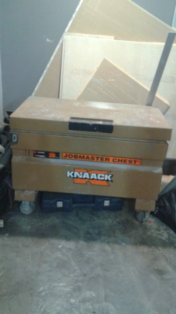 Gang Box For Sale >> Used Small Gang Box Tool Box 36 For Sale In Harrison Letgo