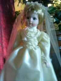 Ceramic dolls i having a few 10-15-20-25 dollars  Kingsport, 37663