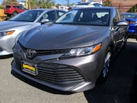 2018 Toyota Camry Silver Spring