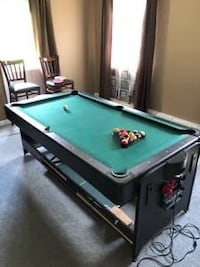 3in1 FatCat Pokey Game Table