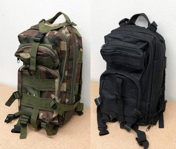 a18f4bb32ba2 New $15 each Outdoor Military Tactical Backpack Camping Hiking Bag.  HomeOther South El Monte