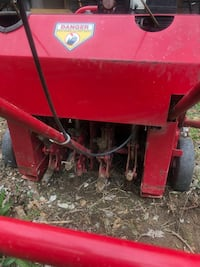 CLASSEN TA-17. Commercial Aerator Plant Ground Soil Feeder Washington, 20032
