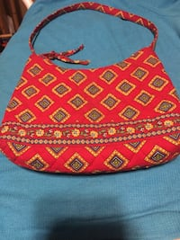 Red Print Small Bag Willow Grove, 19090
