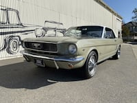 1966 Ford Mustang No trim field Benicia