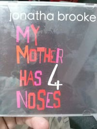 My Mother has 4 Noses by Jonatha Brooke case New York, 10001