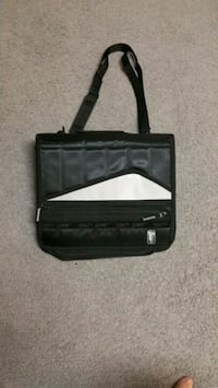 Binder with strap