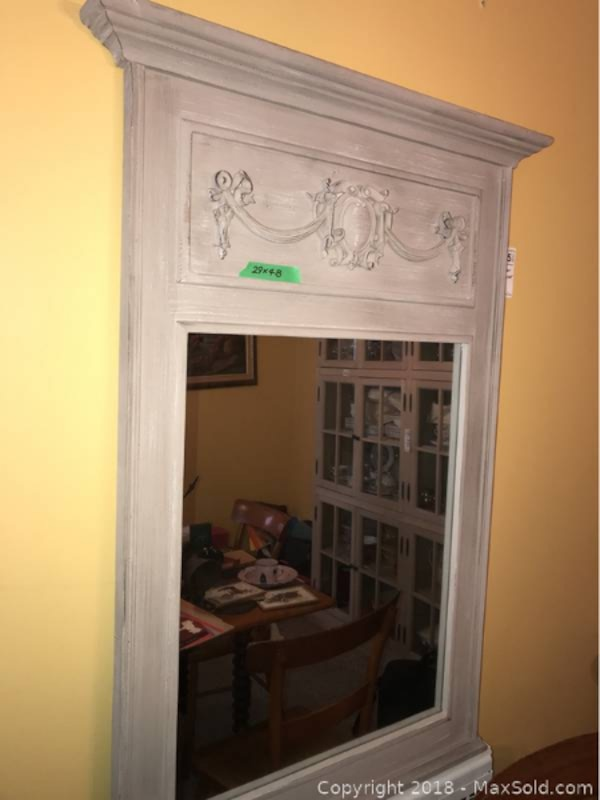 French Style Decor Mirror