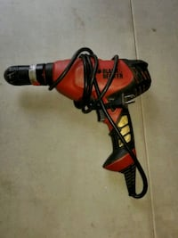 Black and decker electric drill