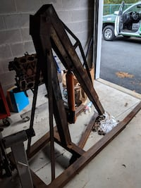 Engine block hoist null