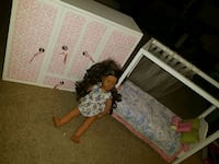 Doll with Furniture Flowery Branch, 30542