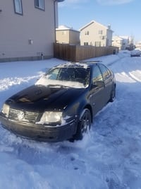 Volkswagen - Jetta - 2001 for parts  Edmonton, T5Y 3J9