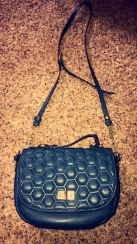 Turquoise side bag White City, 97503