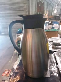 Stainless pitcher hot/cold server Windsor, 23487