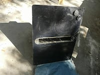 Flat top stove used