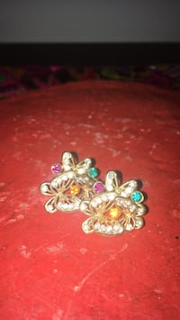 Charming Butterfly earrings