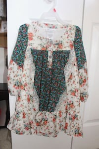 4 t wore once only like new  dress Homestead, 33033
