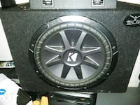 Nice speaker with amp open to trades Lehigh Acres, 33976