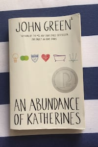 An Abundance of Katherines by John Green Rockville, 20852