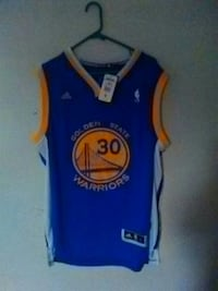 Brand new curry Jersey, large Hilliard, 43026