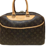 Deauville louis vuitton bag great condition cash or quickpay/Zelle payment only Los Angeles, 90047