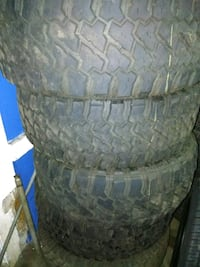 five vehicle tires Tampa, 33612