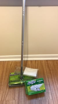 swiffer dry mop and box Silver Spring, 20906