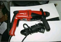 Hilti te-2 SDS hammer drill with reverse