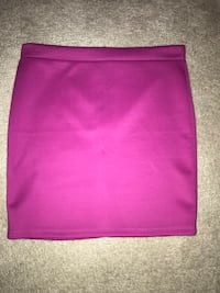 Brand new hot pink skirt - small - forever 21 Brampton, L6R 2S1