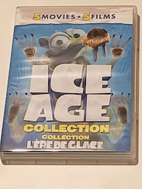 Ice Age movie set Welland, L3B 2C8