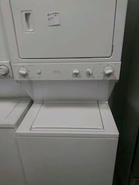 Shockable washer and dryer like new.  60.  Days Wa Crestwood