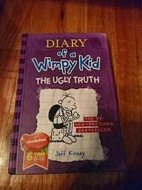 Diary of a wimpy kid book #5
