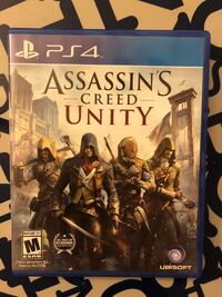 Assassins Creed Unity for PS4 Oxnard, 93030