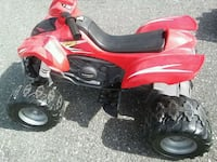 red and black ATV ride-on toy Suitland-Silver Hill, 20746