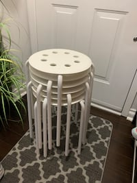 Table stool each  Toronto, M5G 2N2
