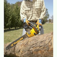 18 in Poulan chainsaw Myrtle Beach, 29579