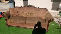 Brown couch. Non smoking. Boulder City, 89005