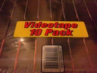 These are vcr tape's to record on Canton, 44702