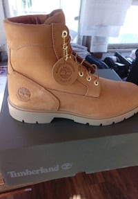 Timberland high tops...will deliver locally...box included.. Laurel, 20707
