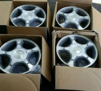 Rims off 2007 Trailblazer  Romulus, 48174