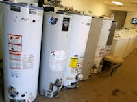 Hot water tanks start at 120 with WARRANTY  Dearborn, 48124