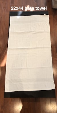 Towels available at whole sale rate Mississauga, L5M 7Z1