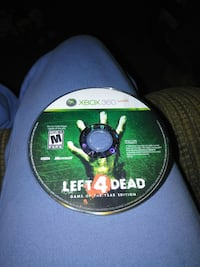 Left 4 Dead goty edition Xbox 360 game Summerville