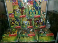 Earthworm Jim Set of 9 figures Winnipeg, R2W 2J5