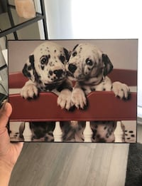 Two Dalmatians Wall Piece Markham, L6B