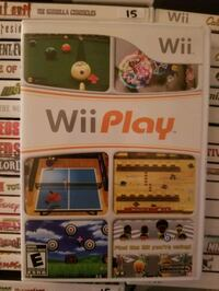 Wii Play for Nintendo Wii  Vaughan, L4L