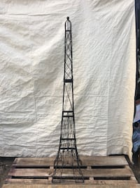 PARIS EIFFEL TOWER Metal Decor Bedford, 76022