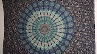 Blue and teal tapestry London, N6K 2W4