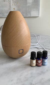 Diffusor with 3 essential oils