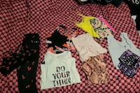 Workout clothes/leggings PINK VS/old navy 100$ for all