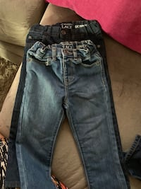Blue denim Children's Place jeans. Size 3t. New without tags Waldorf